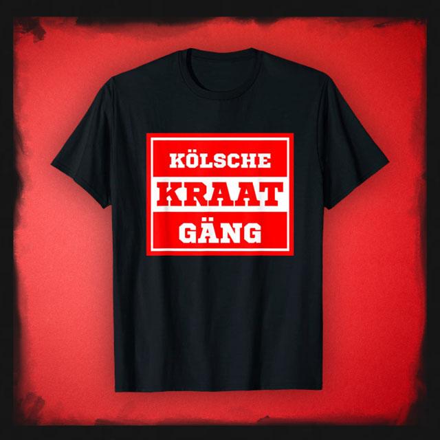 KÖLSCHE KRAAT GÄNG T-Shirt