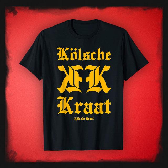 KÖLSCHE KRAAT KK Classic T-Shirt