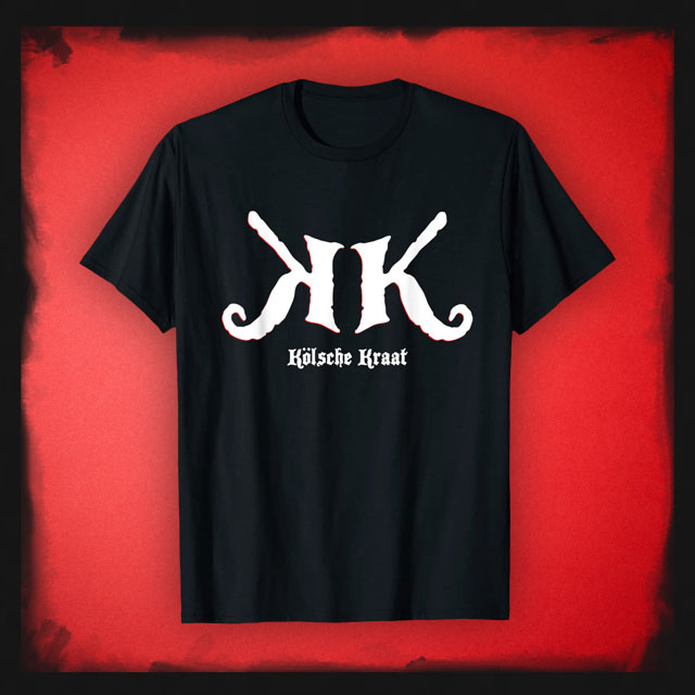 KÖLSCHE KRAAT KK Vintage T-Shirt